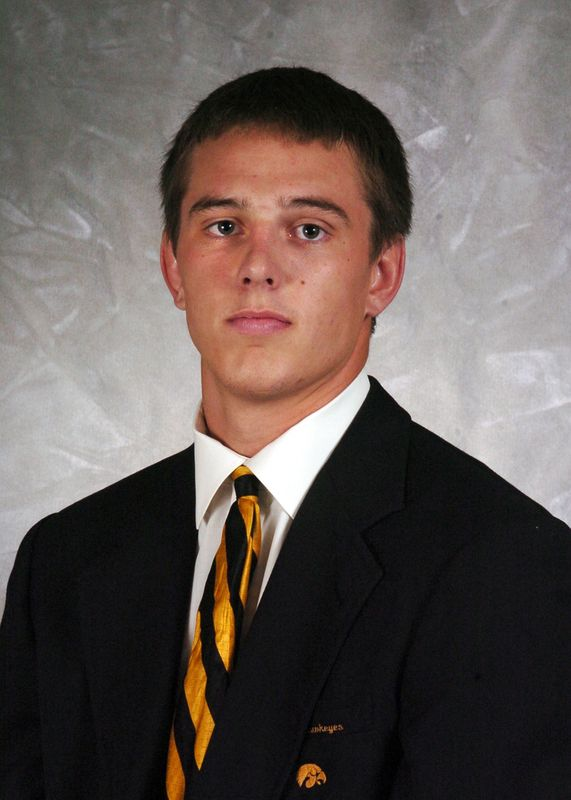 Derek Coorough - Wrestling - University of Iowa Athletics