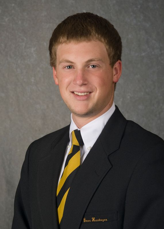 Andrew Parker - Men's Swim & Dive - University of Iowa Athletics