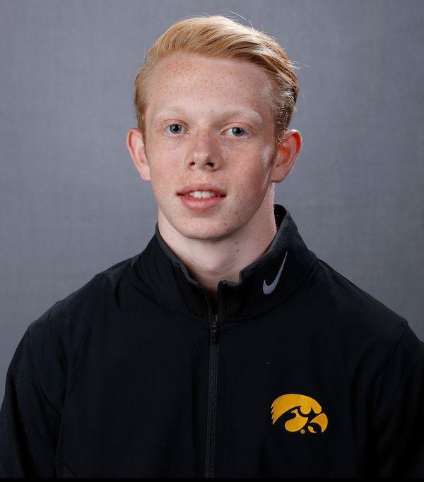 Nick  Merryman - Men's Gymnastics - University of Iowa Athletics