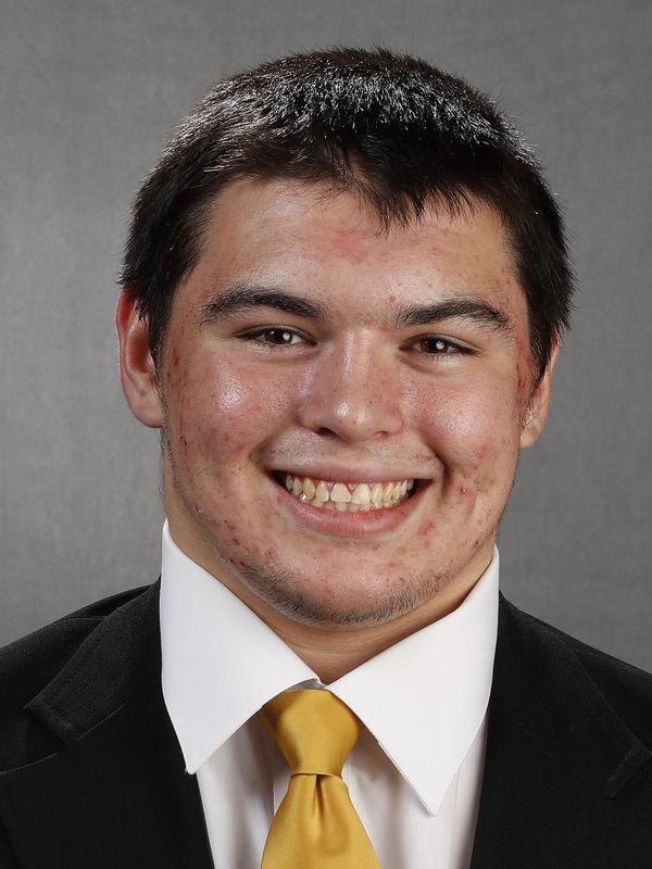 Tony Cassioppi - Wrestling - University of Iowa Athletics