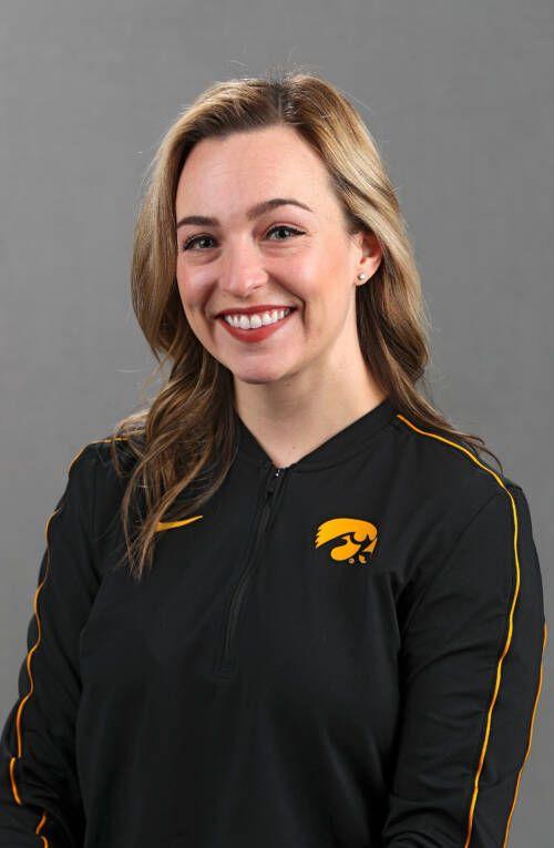 Jessa Hansen Parker - Women's Gymnastics - University of Iowa Athletics