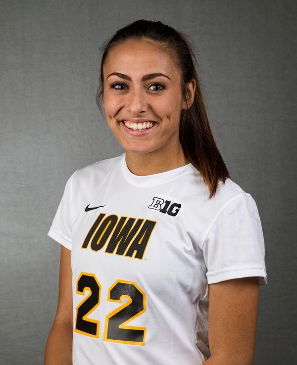 Hannah Kousheh - Women's Soccer - University of Iowa Athletics