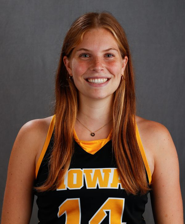 Lokke Stribos - Field Hockey - University of Iowa Athletics