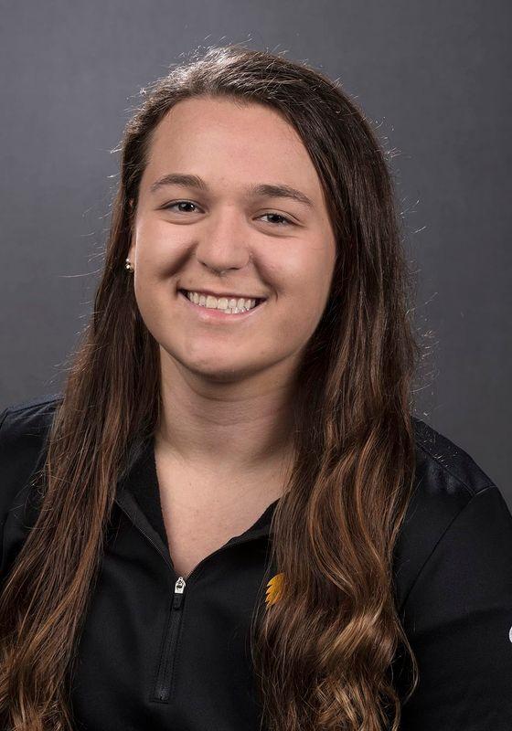 Jacintha Thomas - Women's Swim & Dive - University of Iowa Athletics