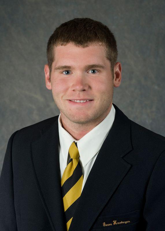 Tim Fangman - Baseball - University of Iowa Athletics