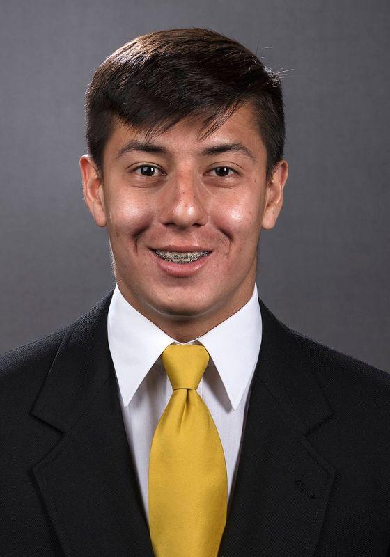 Jonatan Posligua - Men's Swim & Dive - University of Iowa Athletics