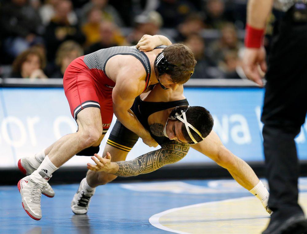 Pat Lugo (Darren Miller/hawkeyesports.com)