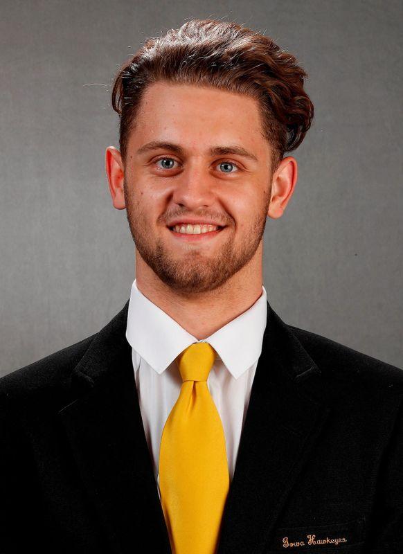 Caleb Babb - Men's Swim & Dive - University of Iowa Athletics
