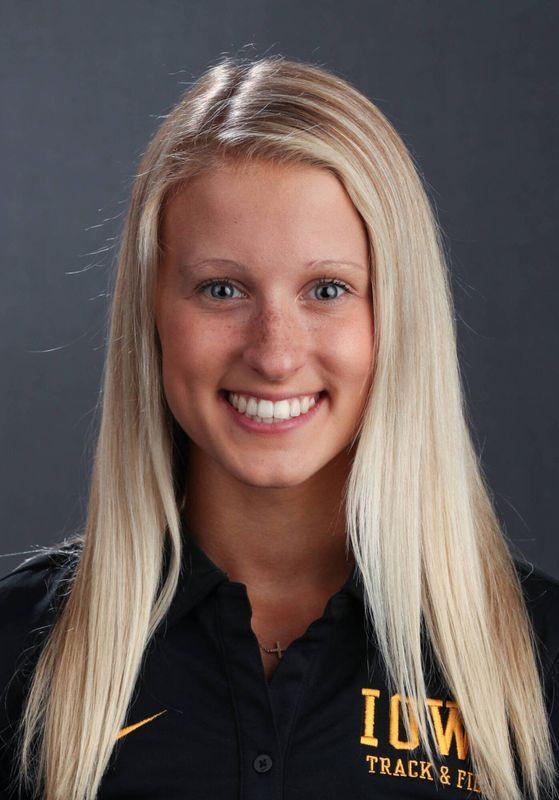 Leah Kralovetz - Women's Track & Field - University of Iowa Athletics