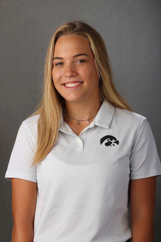 Caroline Gray - Women's Golf - University of Iowa Athletics
