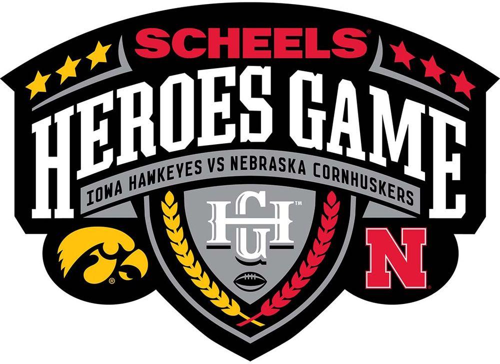 Scheels Heroes Game logo