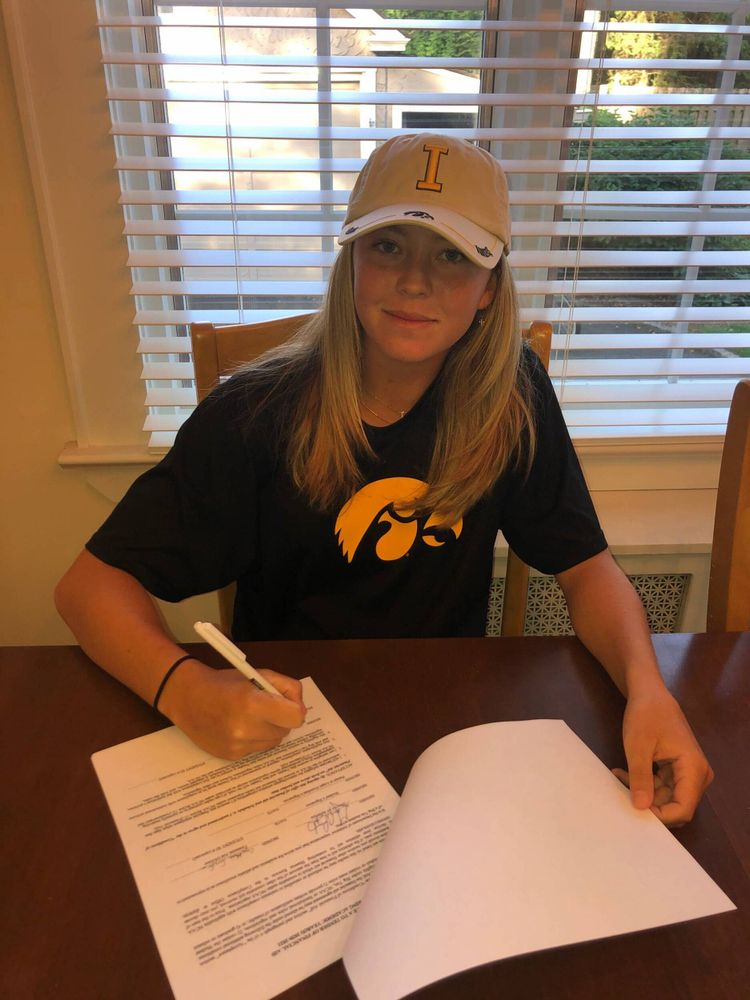 Alexa Noel Signing Day