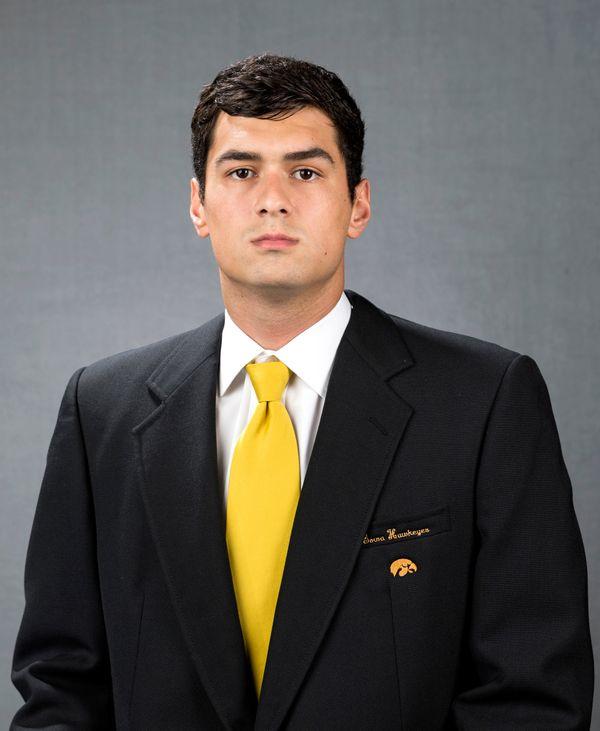 Andrew Fleming - Men's Basketball - University of Iowa Athletics