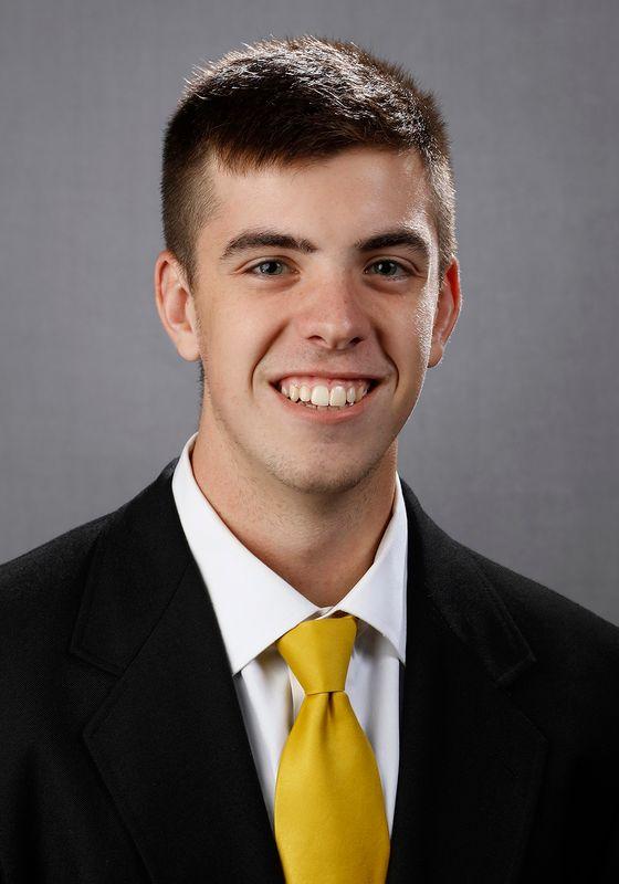 Weston Credit - Men's Swim & Dive - University of Iowa Athletics