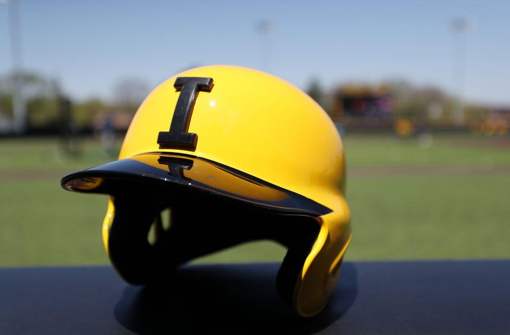 The Iowa Hawkeyes against UC Irvine Saturday, May 4, 2019 at Duane Banks Field. (Brian Ray/hawkeyesports.com)