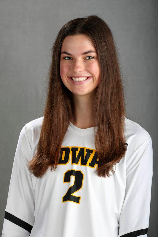 Courtney Buzzerio - Volleyball - University of Iowa Athletics