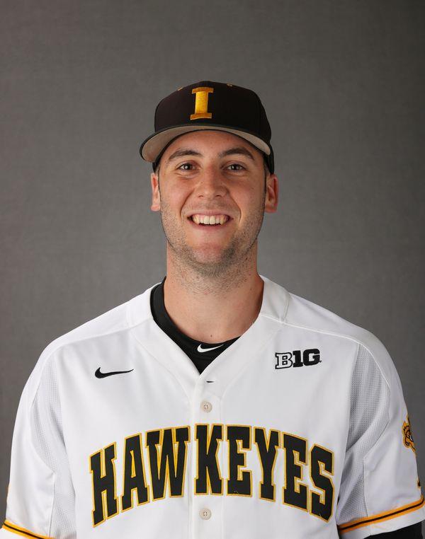Connor McCaffery - Baseball - University of Iowa Athletics