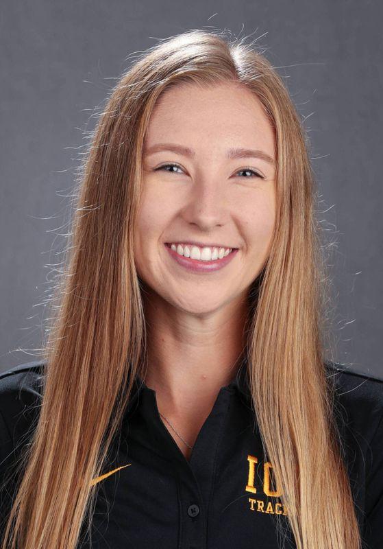Jessica McKee - Women's Cross Country - University of Iowa Athletics