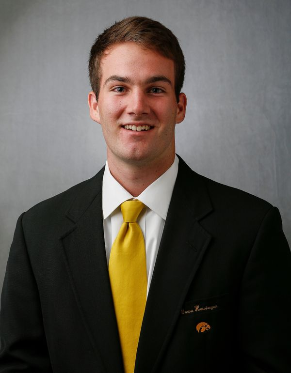 Nick Allgeyer - Baseball - University of Iowa Athletics