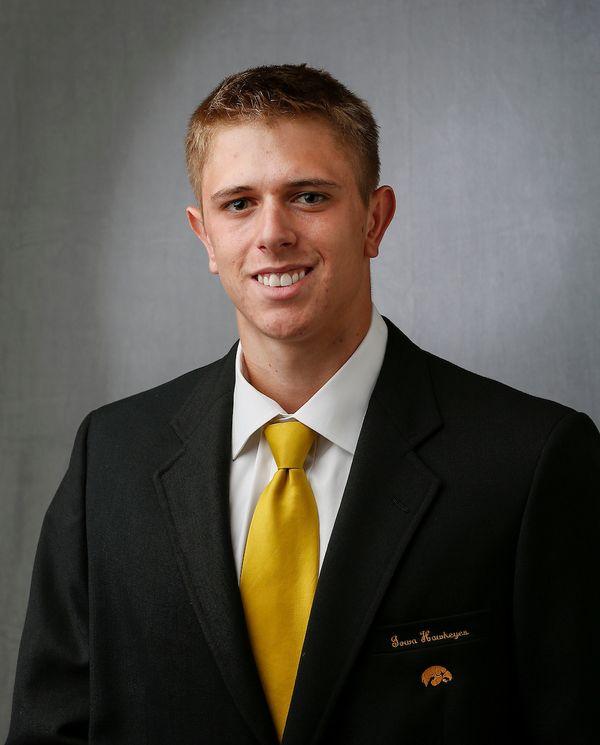 Ryan Erickson - Baseball - University of Iowa Athletics