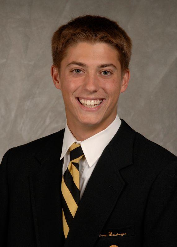 Tony Manville - Baseball - University of Iowa Athletics