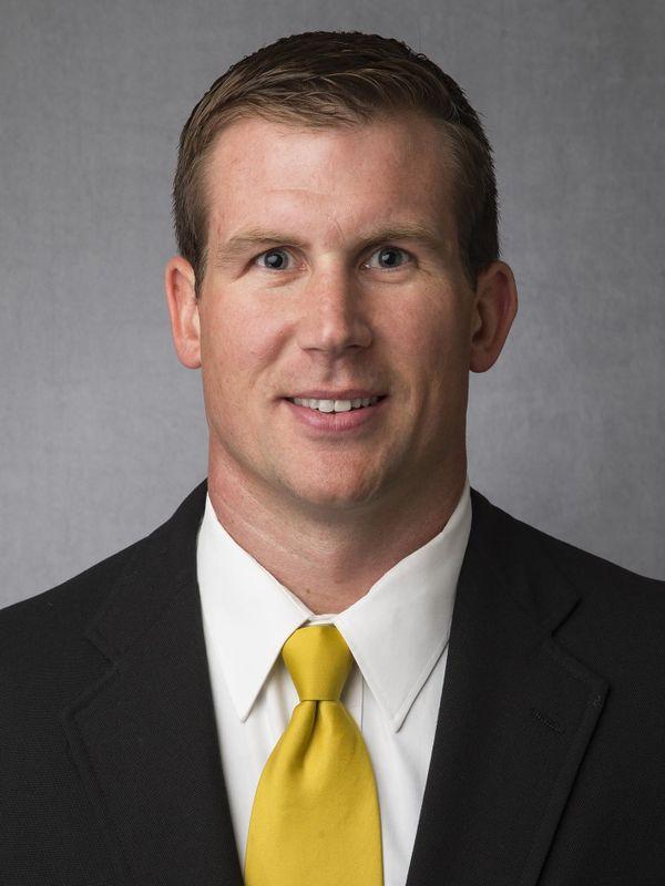 Cody Myers - Football - University of Iowa Athletics