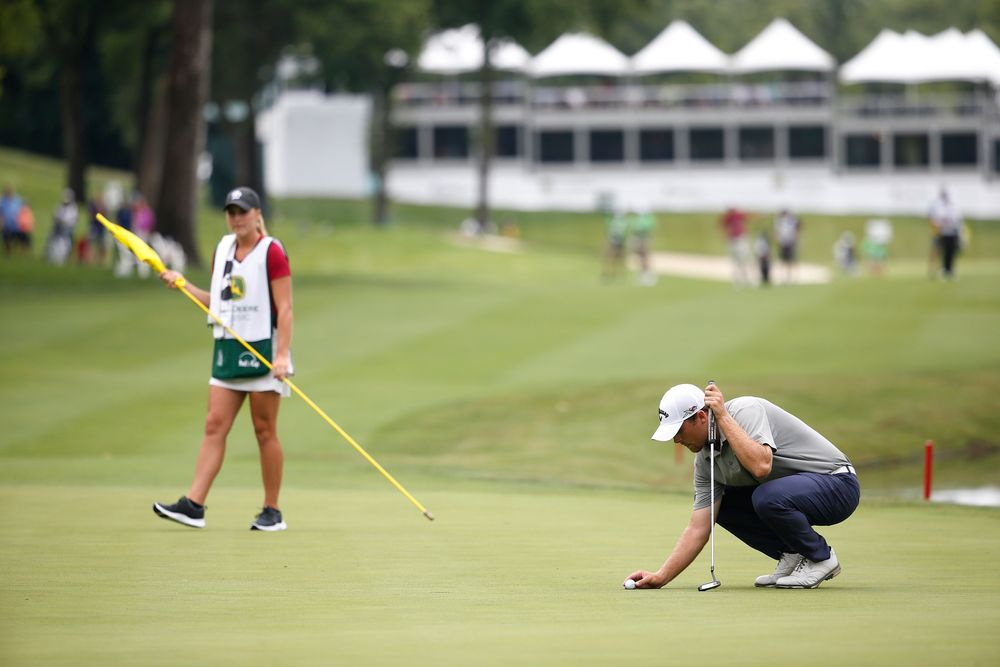 Steven and Amy Ihm in the first round of the 2016 JDC