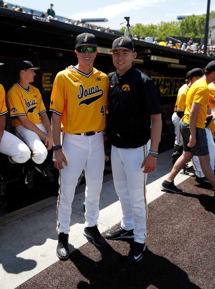Ryan Erickson and Nick Gallagher