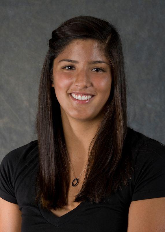 Elise Borja - Women's Swim & Dive - University of Iowa Athletics