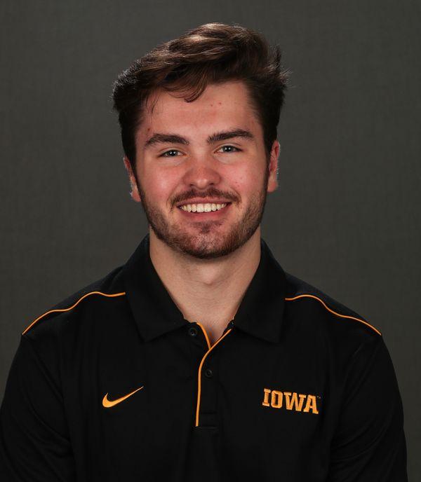 Alexander Walther - Men's Gymnastics - University of Iowa Athletics