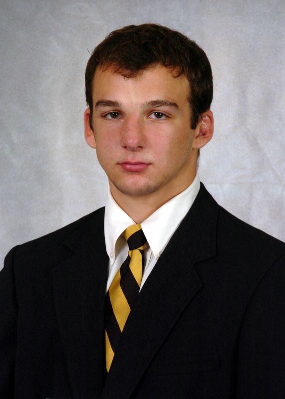 Matt Ballweg - Wrestling - University of Iowa Athletics