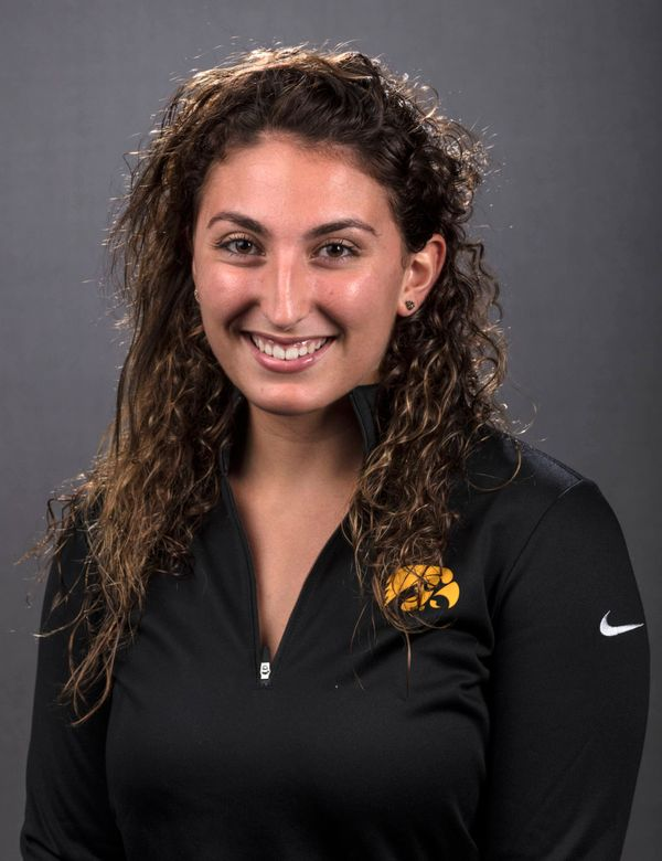 Bianca DiBellonia - Women's Rowing - University of Iowa Athletics