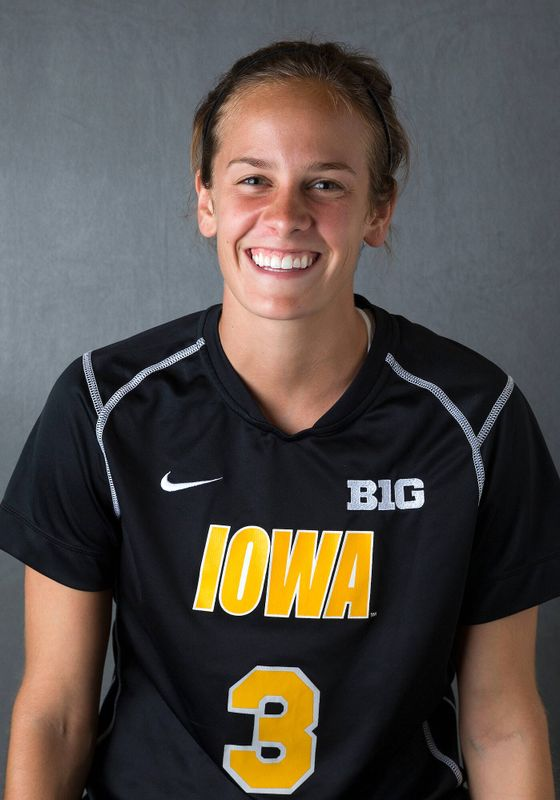 Caitlin Brown - Women's Soccer - University of Iowa Athletics