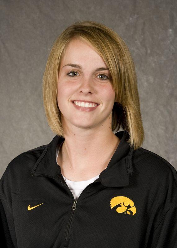 Jennifer Andersen - Women's Rowing - University of Iowa Athletics