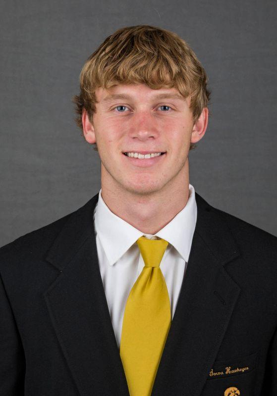 Isaiah Kramme - Football - University of Iowa Athletics