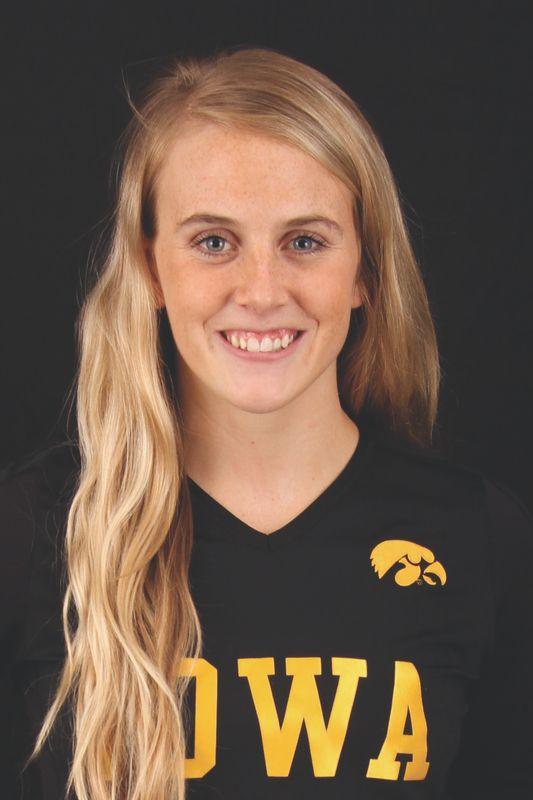 Grace Burns - Volleyball - University of Iowa Athletics