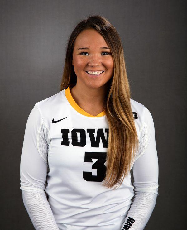 Alexa Ito - Volleyball - University of Iowa Athletics