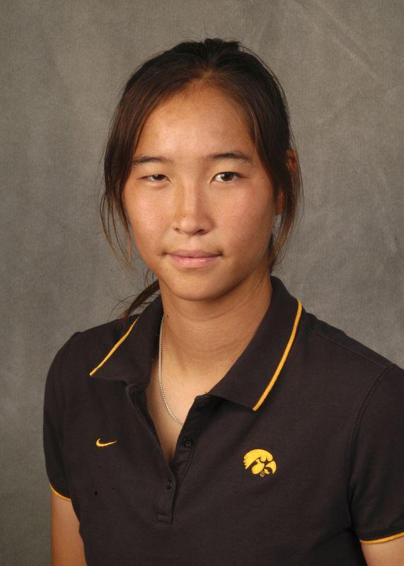Lynne Poggensee-Wei - Women's Tennis - University of Iowa Athletics