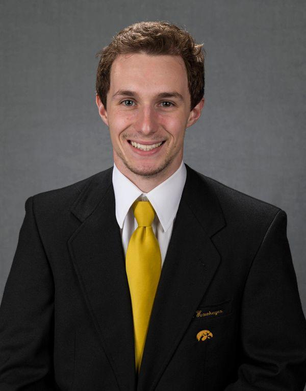 Andrew Hull - Men's Swim & Dive - University of Iowa Athletics