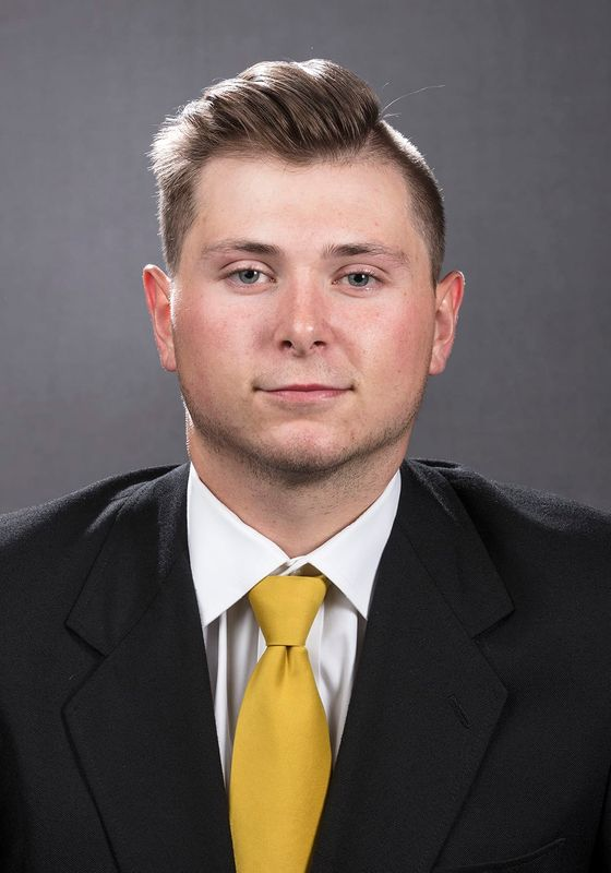 Brady Schanuel - Baseball - University of Iowa Athletics
