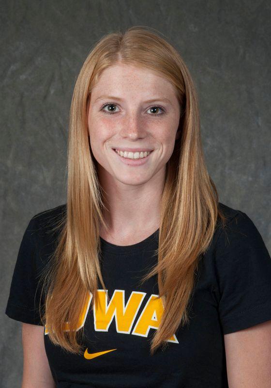 Katie Adams - Women's Cross Country - University of Iowa Athletics