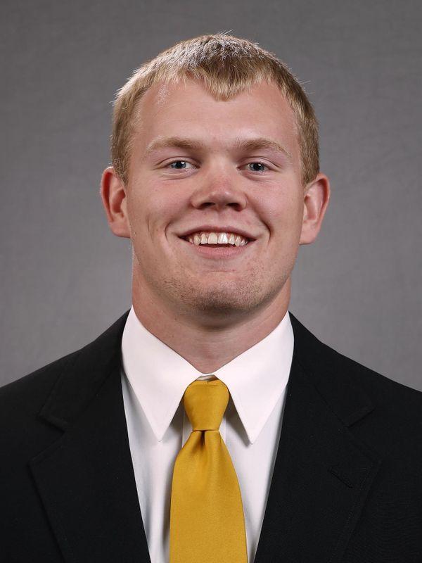 Logan Klemp - Football - University of Iowa Athletics
