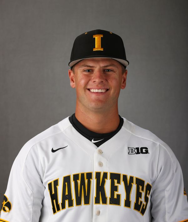 DJ Heck - Baseball - University of Iowa Athletics
