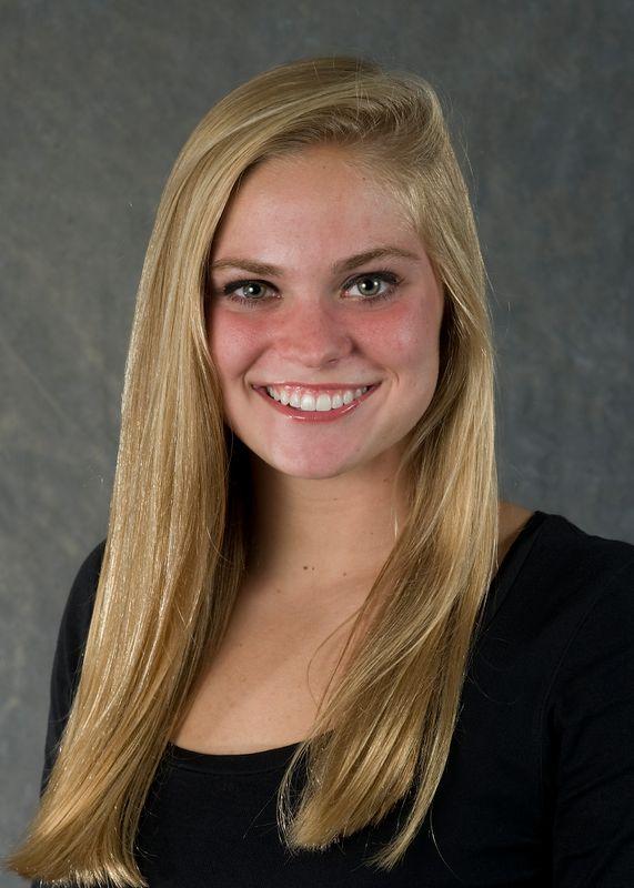 Abbey Tuchscherer - Women's Swim & Dive - University of Iowa Athletics