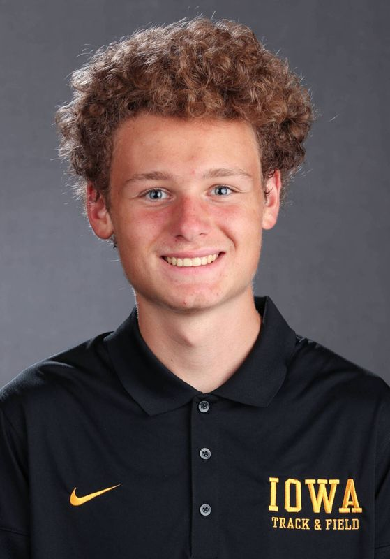 Max Murphy - Men's Cross Country - University of Iowa Athletics