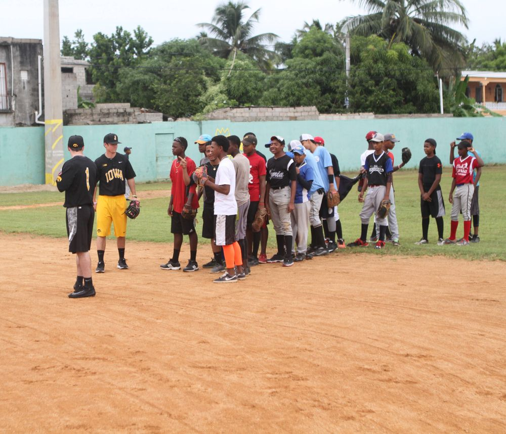 Kid's Clinic Boca Chica, D.R. Photo: James Allan