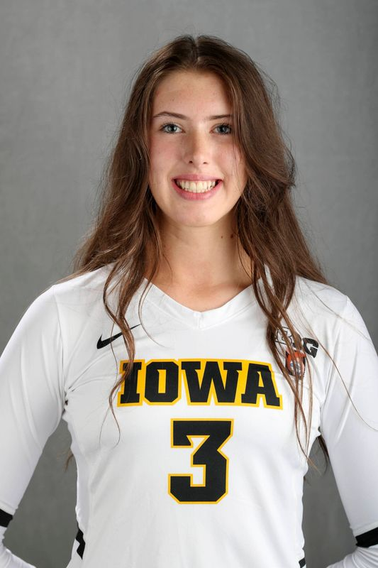 Audrey Black - Volleyball - University of Iowa Athletics