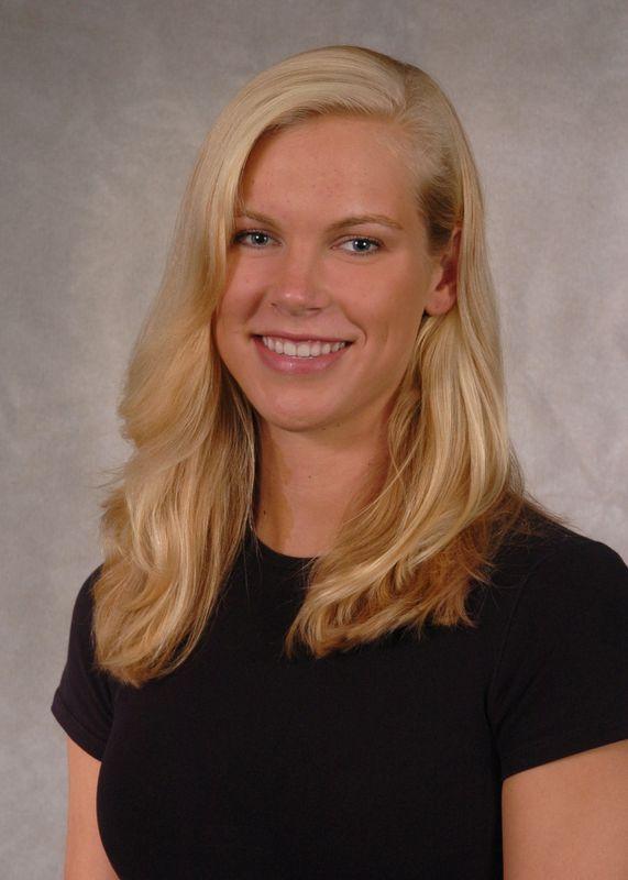 Hilary Leigh - Women's Swim & Dive - University of Iowa Athletics