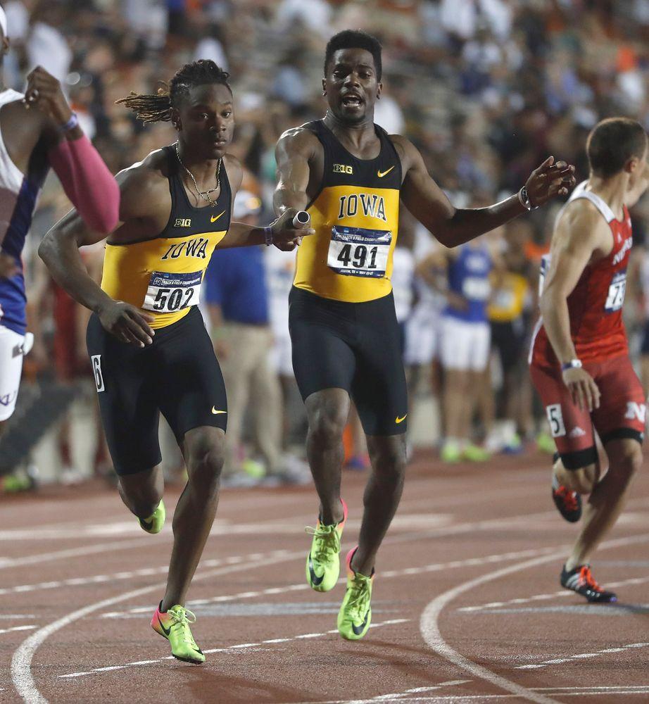 Emmanuel Ogwo, DeJuan Frye