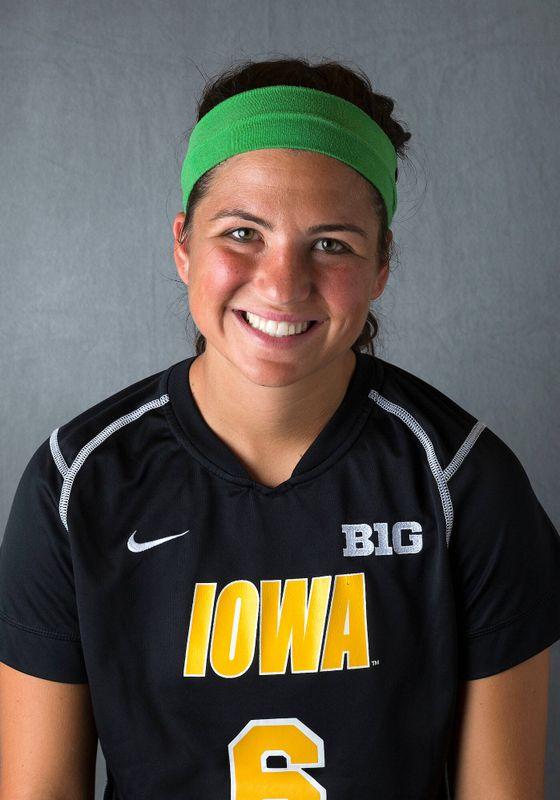 Nicole Urban - Women's Soccer - University of Iowa Athletics
